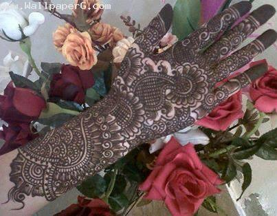 Mehendi designs 1 ,wide,wallpapers,images,pictute,photos