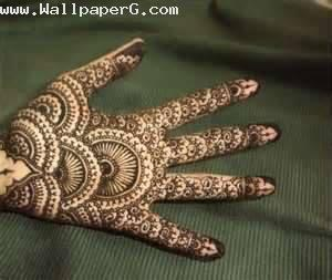 Mehendi designs for hand
