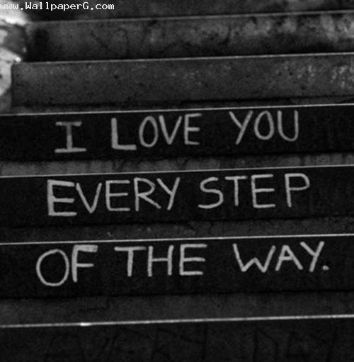 Step of love