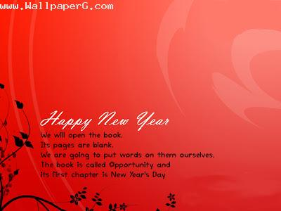 New year wish and bless quote
