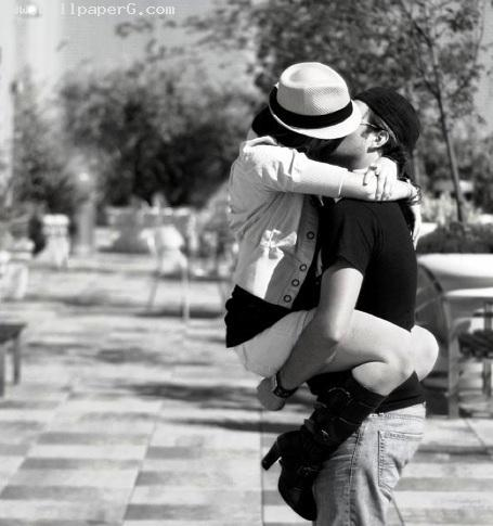 Hug me like am everything to you