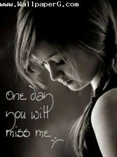 "Download ""Sad dp for girls"" wallpaper for mobile cell phone."