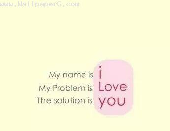 My name problem and the solution