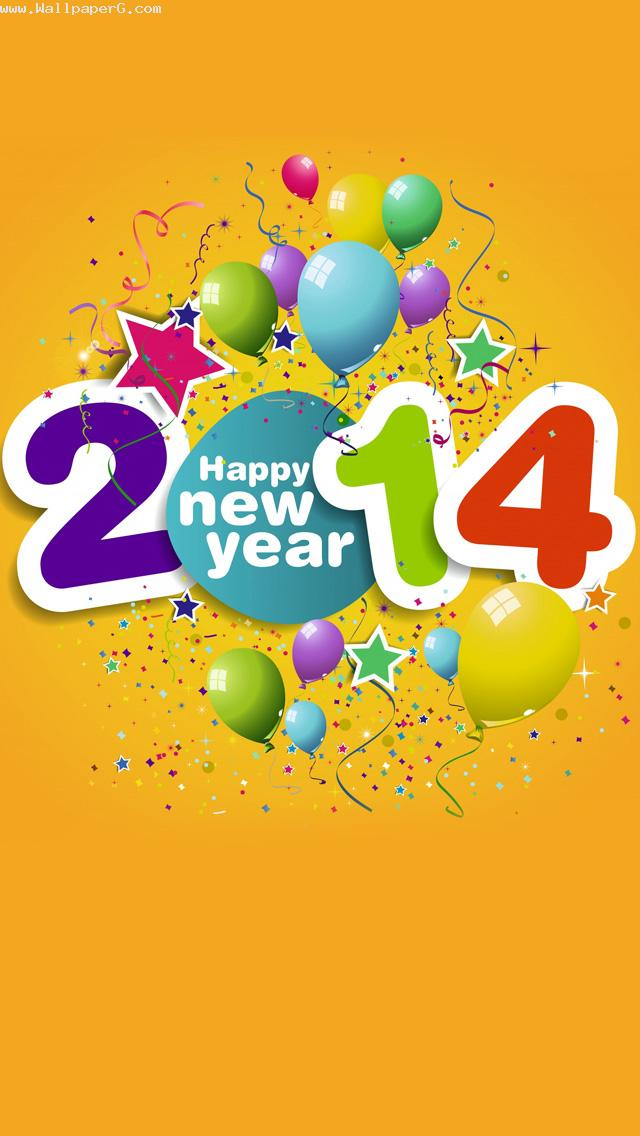 Welcome 2014 new year eve