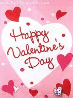 Wishing you happy valentine day