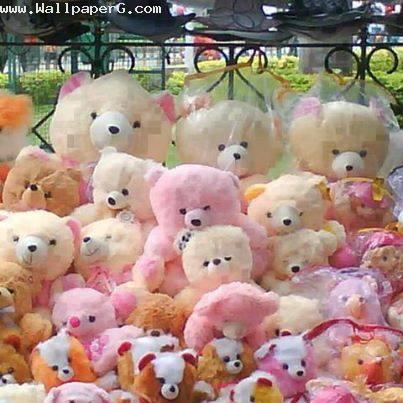 Millions of teddys just to u