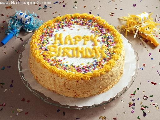Yellow cake ,wide,wallpapers,images,pictute,photos