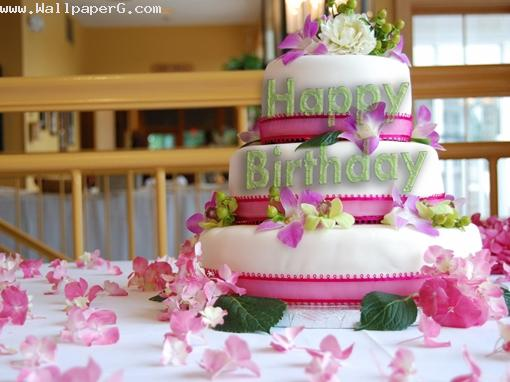 Birthday cake ,wide,wallpapers,images,pictute,photos