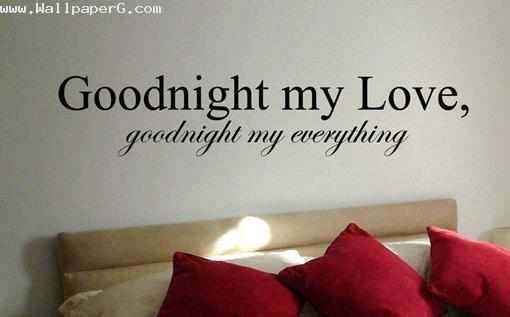 Good night my love ,wide,wallpapers,images,pictute,photos