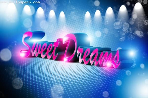 Sweet dreams 2