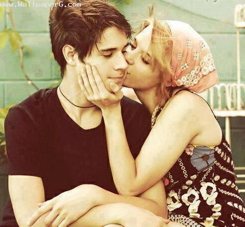 The sweetest kiss ,wide,wallpapers,images,pictute,photos