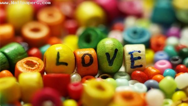 Love beads ,wallpapers,images,