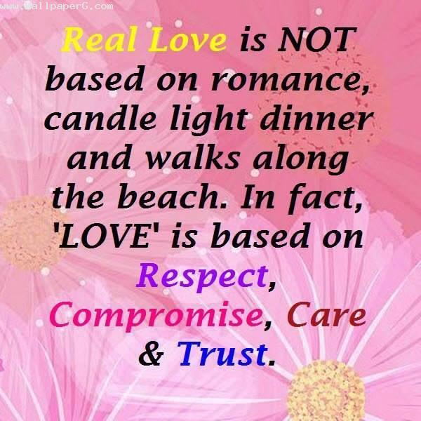 Real love is not based on ,wide,wallpapers,images,pictute,photos