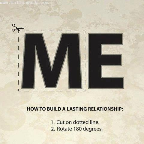 How to build a lasting relation