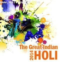 The great indian holi 201