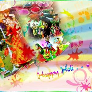 Happy dulendi with radhey krishna
