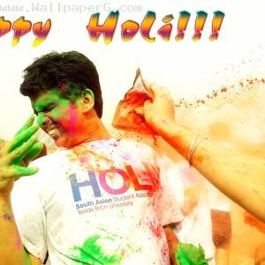 Holi festival cool colors ,wide,wallpapers,images,pictute,photos
