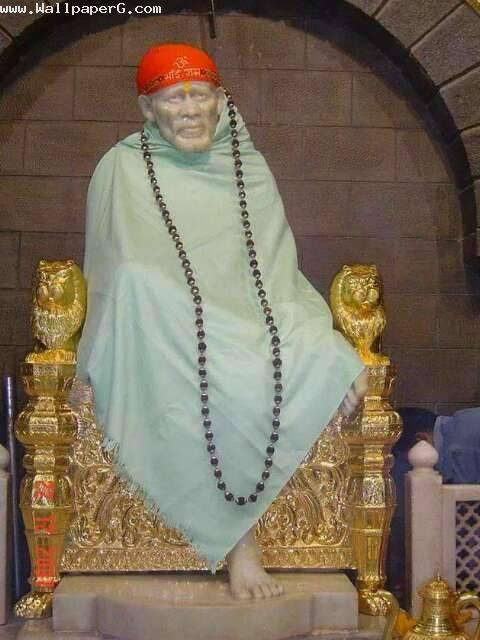 Sai darbar main baba ,wide,wallpapers,images,pictute,photos