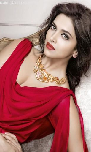 Deepika padukone in red d