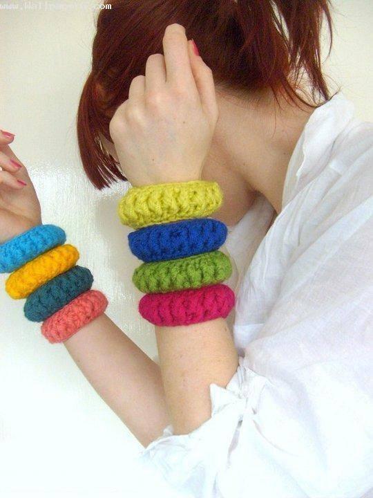 Sweet bangles