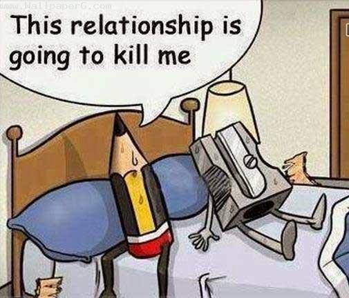 Funny relationship funny image