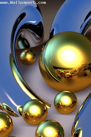 Golden balls ,wide,wallpapers,images,pictute,photos