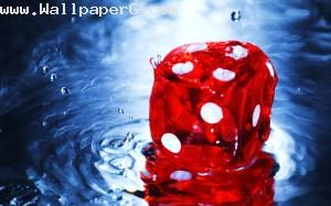 Red dice ,wide,wallpapers,images,pictute,photos