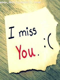 My love i miss you