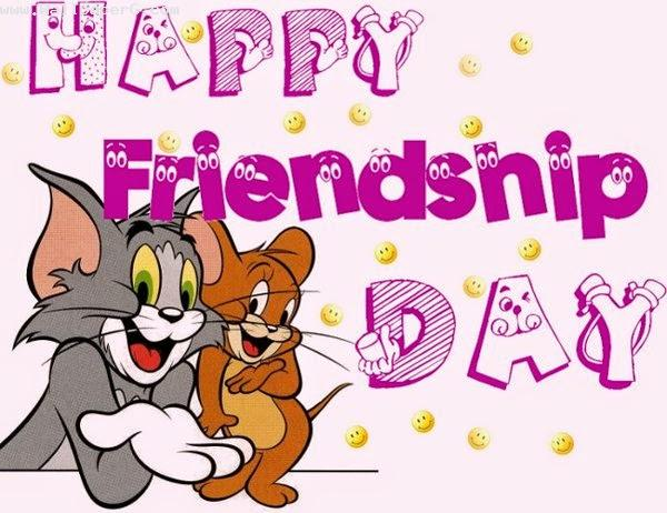 Happy friendship day tom jerry