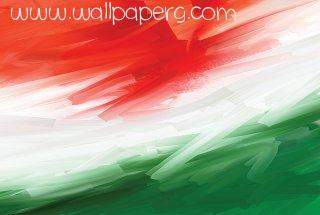 Color and honor of indian flag