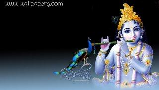 Krishna with flute ,wide,wallpapers,images,pictute,photos