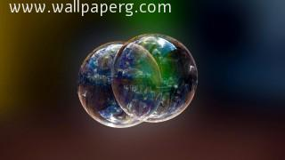 Two bubbles ,wide,wallpapers,images,pictute,photos
