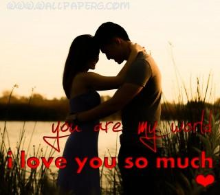 Romantic Love Wallpapers For Mobile Phones : Download I love you(2) - Romantic wallpapers for your ...