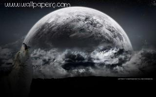 Awesome moon ,wide,wallpapers,images,pictute,photos