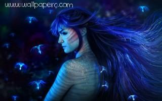 Bioluminescence ,wide,wallpapers,images,pictute,photos