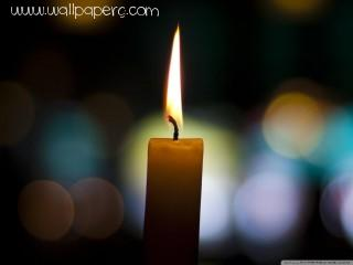 Candle bokeh wallpaper ,wide,wallpapers,images,pictute,photos
