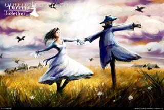 Dancing together ,wide,wallpapers,images,pictute,photos
