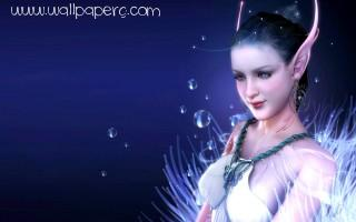 Elf woman ,wide,wallpapers,images,pictute,photos