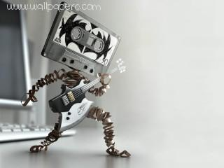 Even cassettes rock