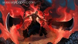 Flame warrior ,wide,wallpapers,images,pictute,photos