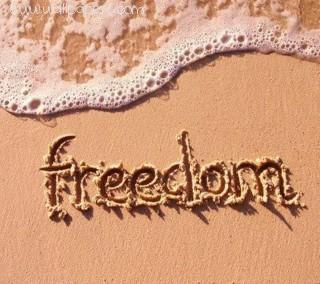 Freedom sand ,wide,wallpapers,images,pictute,photos