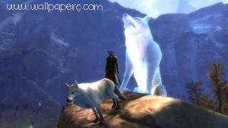 Ghost wolf ,wide,wallpapers,images,pictute,photos