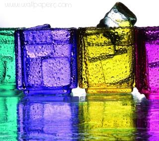 Ice cubes(2) ,wide,wallpapers,images,pictute,photos