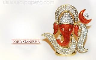 Beautiful picture of lord ganesh ,wide,wallpapers,images,pictute,photos