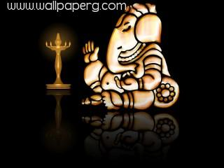 Beautiful ganesh wallpape