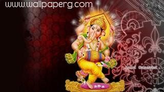 Lord ganesha ji with dhol