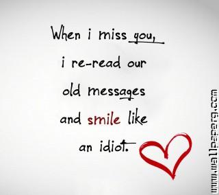 I miss you(14)