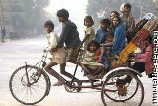 Family transport of india ,wide,wallpapers,images,pictute,photos