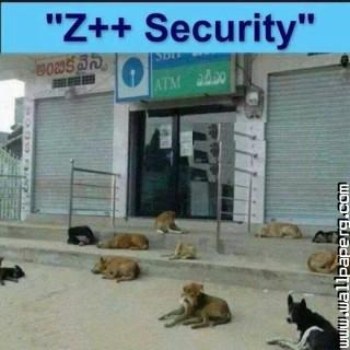 Indian bank best security