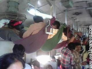 Indian rail travel jugaad funny